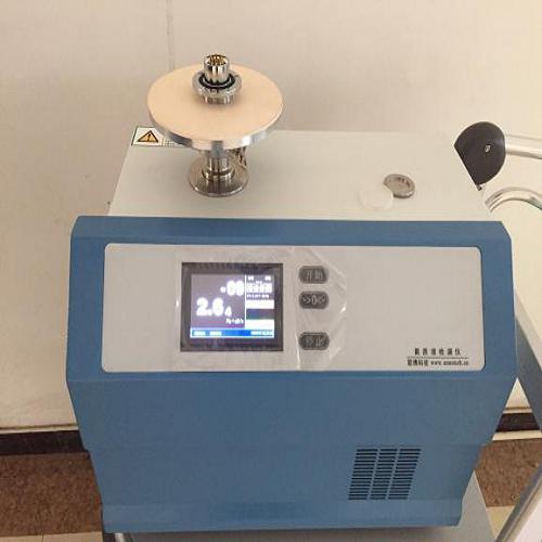 航空插头氦质谱检漏仪应用