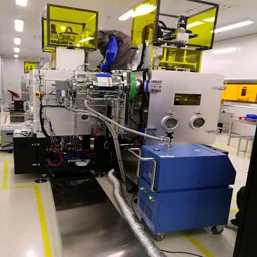 镀膜设备氦质谱检漏