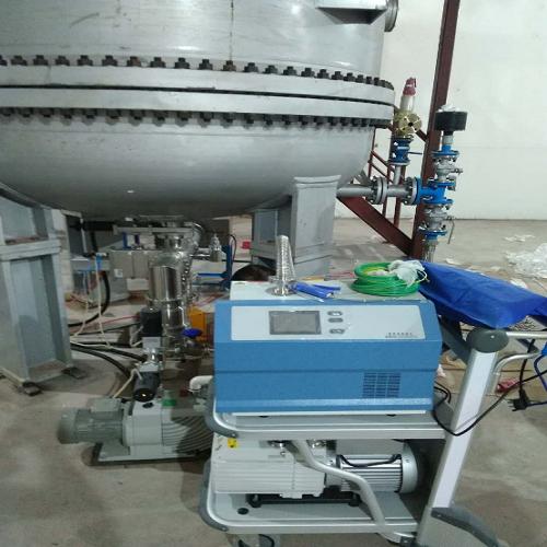 辐照加速器设备氦质谱检漏介绍