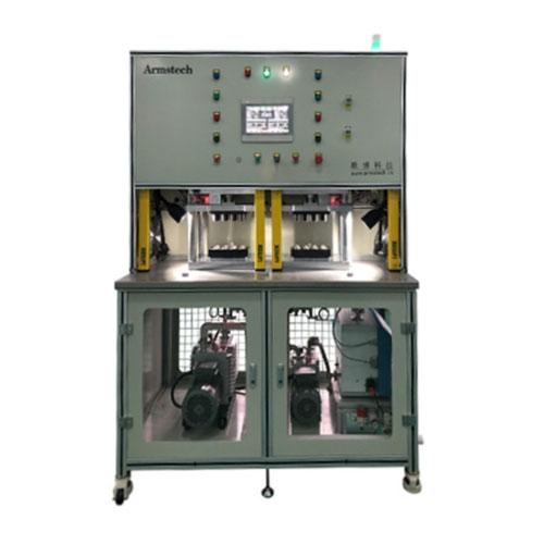 高压氦气检漏系统