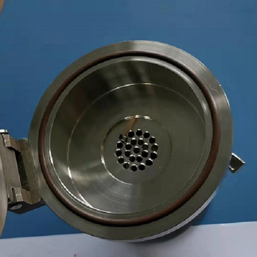 热电堆红外温度传感器氦检漏