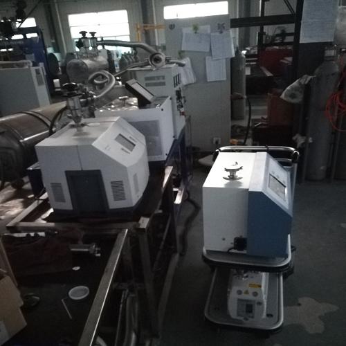 LNG气瓶氦质谱检漏