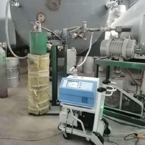 LNG低温储罐氦质谱检漏