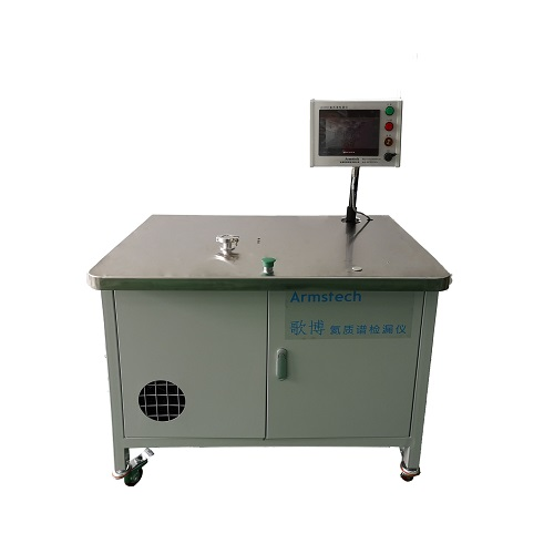 A100氦质谱检漏仪工作台
