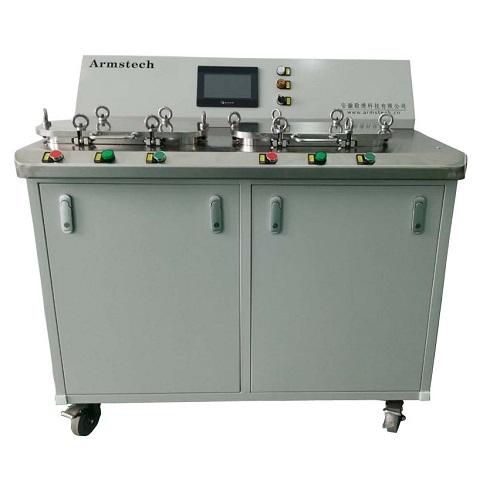 A601型氦气氟油加压仪