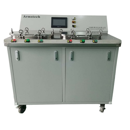 A600氦气氟油加压检漏仪